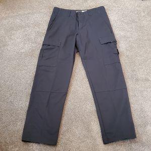 VF Imagewear navy cargo uniform pants M-37U